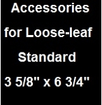 Accessories for 3 5-8