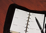 Wilsons Planning Diary Loose-leaf Pages for 3 1/8 x 5