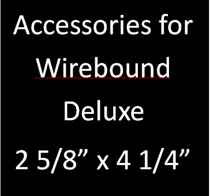 Accessories for Deluxe 2 5/8